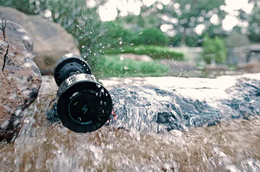 Water Resistant Skateboard