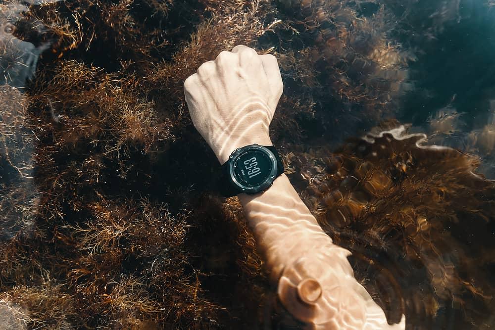 Waterproof Tactical Watch Underwater