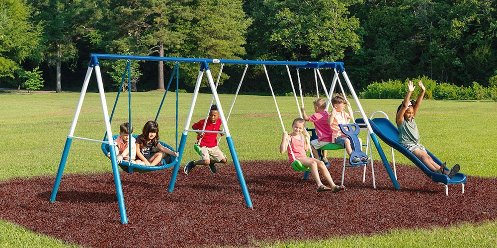 XDP Recreation All Star Outdoor Playset