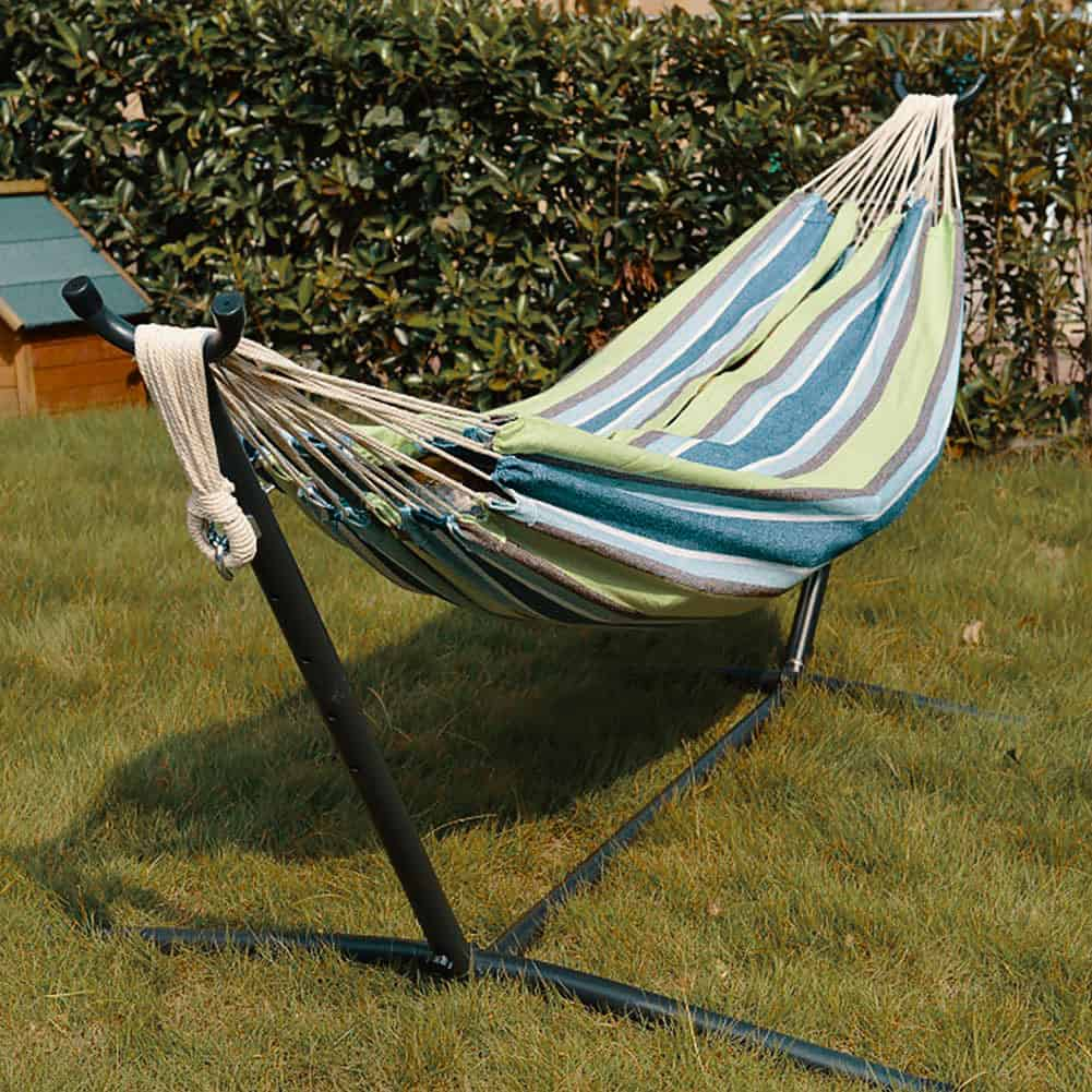 Zupapa Double Hammock with Stand