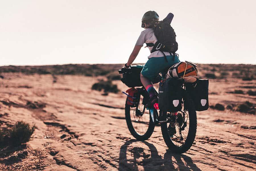 bike packing equipment