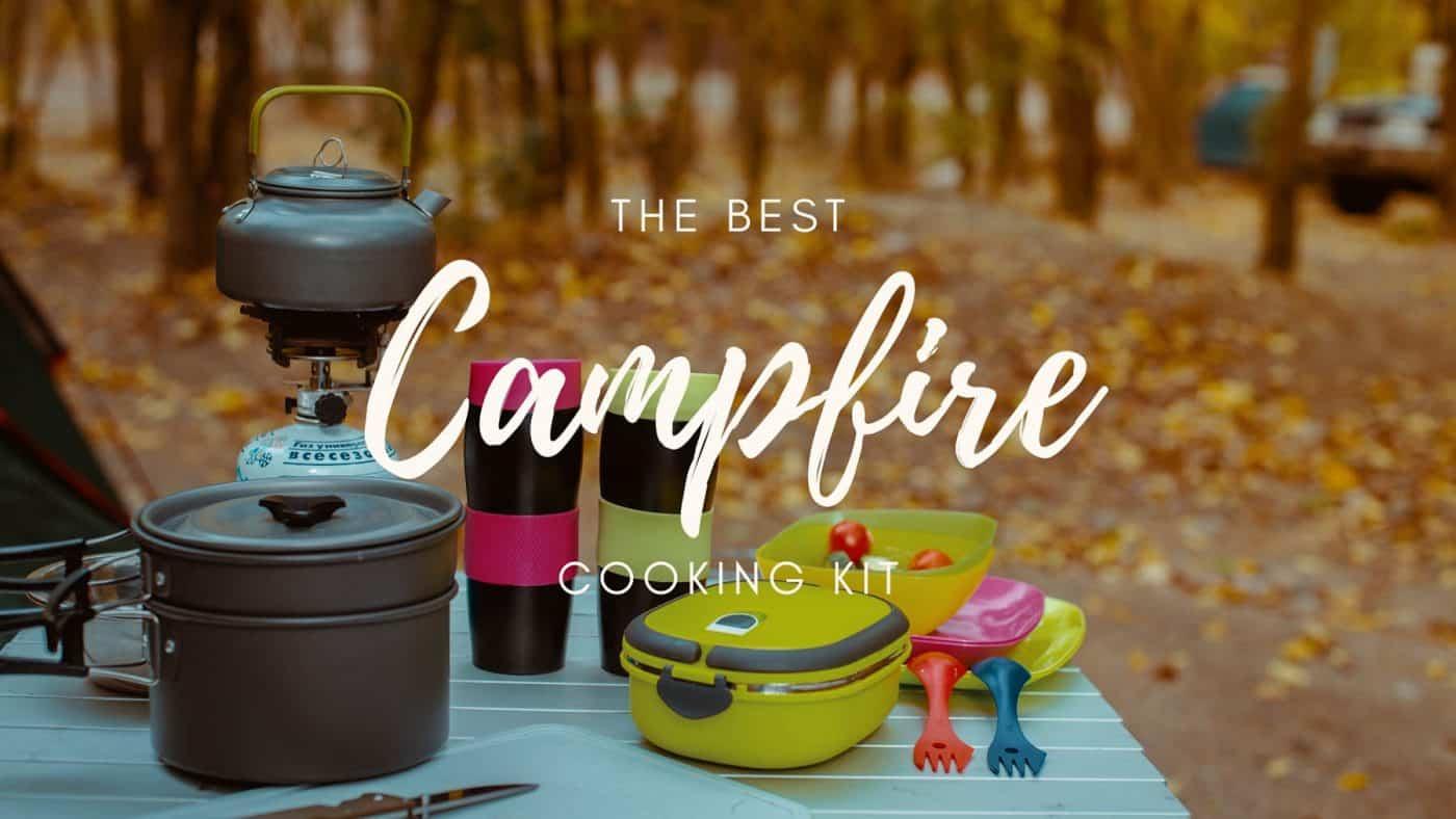 Camping Cooking Kit