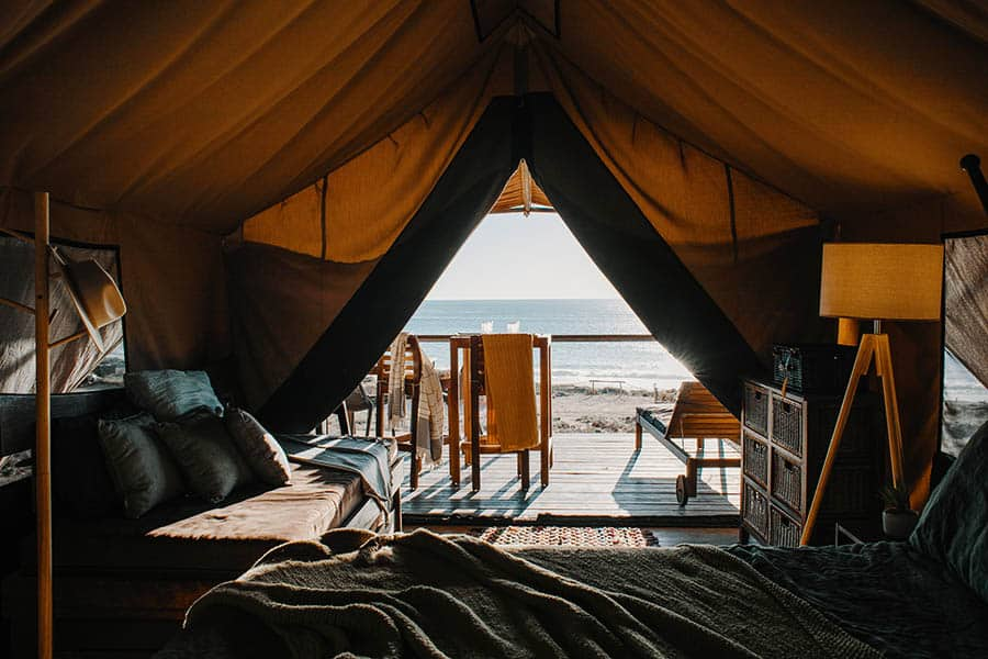 large camping tents with rooms
